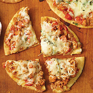 Meat Lover's Pizza.