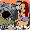 Funny Comic Strips icon