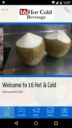 16 Hot Cold