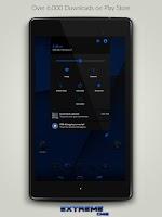 Screenshot of JB Extreme Blue CM12 CM11
