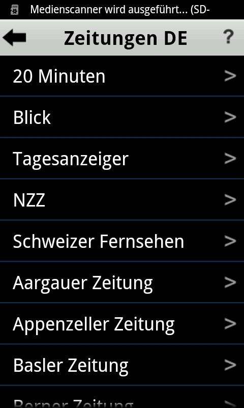 Simply Schweizer News Full - screenshot
