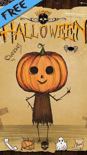 HalloweenClick GOLauncherTheme