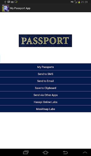 My Passport Apps For Mac Download