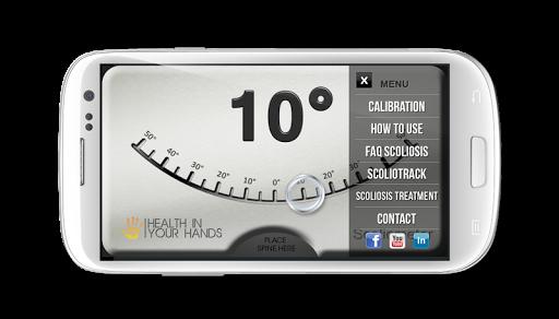 Scoliometer HD