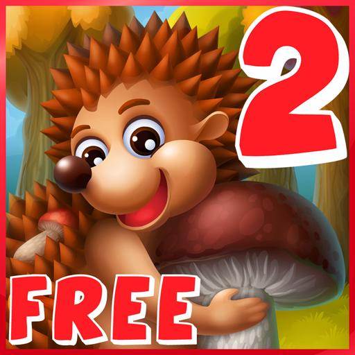 Hedgehog's Adventures 2 Free 教育 App LOGO-硬是要APP