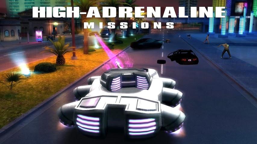 android Gangstar Vegas Screenshot 9