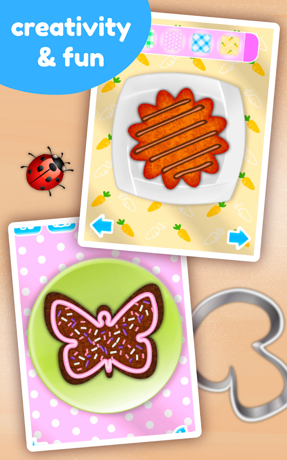 Cookie Deluxe - Cooking Games - screenshot