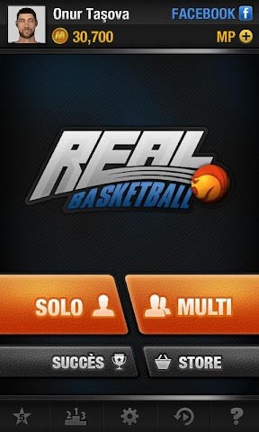 android Real Basketball Screenshot 0
