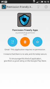 Permission Friendly Apps- screenshot thumbnail