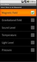 Screenshot of Terra Rater