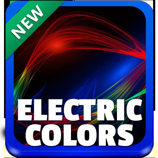 電動顏色鍵盤 LOGO-APP點子