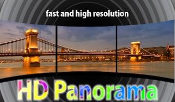 Screenshot of HD Panorama+
