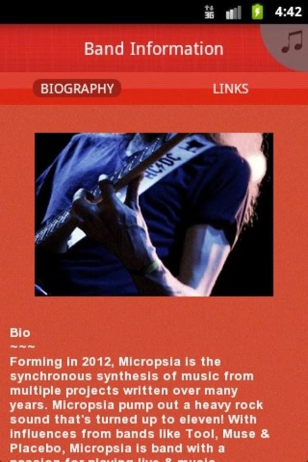 Micropsia - screenshot