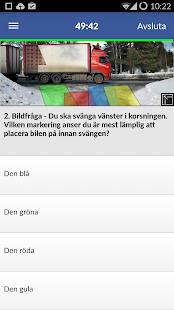 iKörkort Lite- screenshot thumbnail