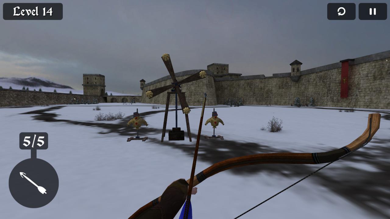 archery 21 arrow range - photo #35