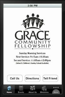 Grace Community Fellowship - screenshot thumbnail