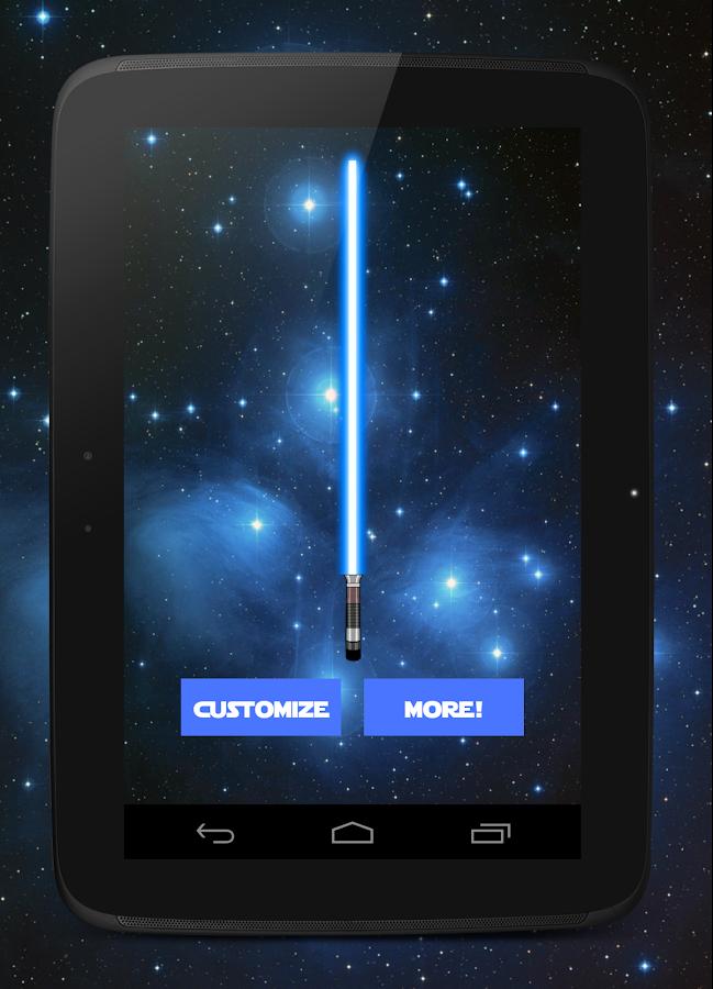 Force Saber of Light - screenshot