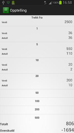 【免費工具App】Opptelling-APP點子