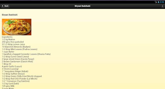 Mughlai recipes android apps on google play mughlai recipes screenshot thumbnail forumfinder Image collections