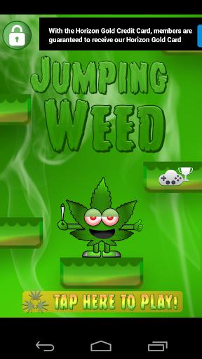Jumping Weed
