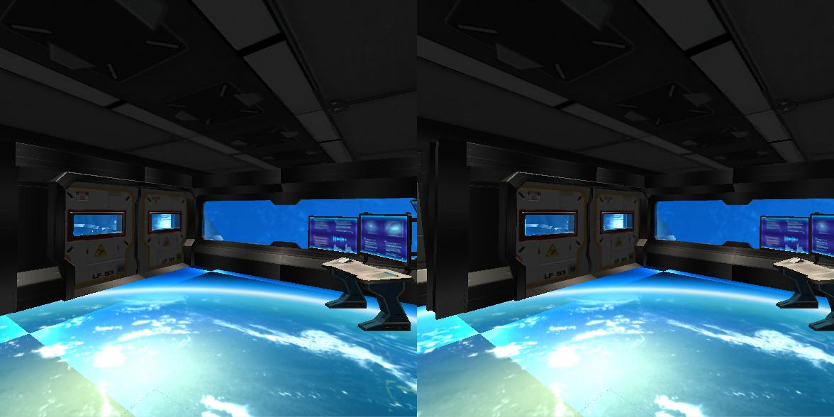 Refugio 3D Space Station- screenshot