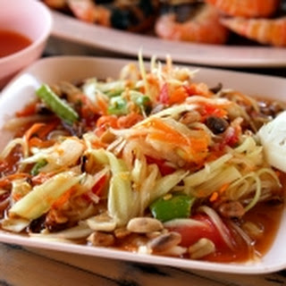 Chaing mai noodles (Thaise noedels)