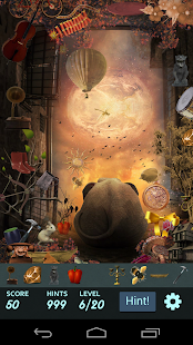 Hidden Object Magical Friends - screenshot thumbnail