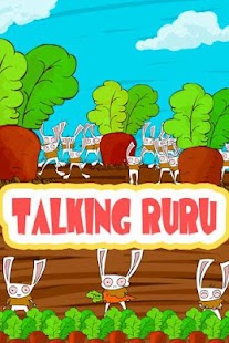 Talking Rabbit Ruru - free - screenshot thumbnail
