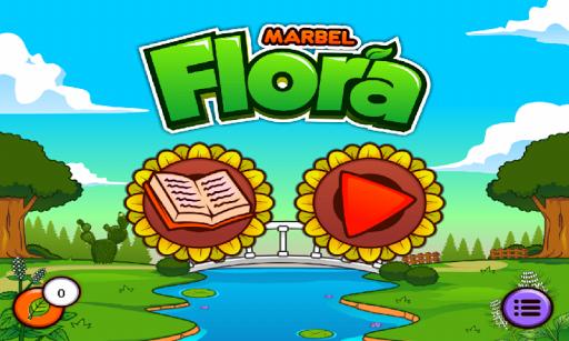 Marbel Belajar Flora