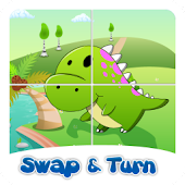 Kids Swap & Turn Puzzle