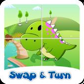 Kids Swap & Turn Puzzle