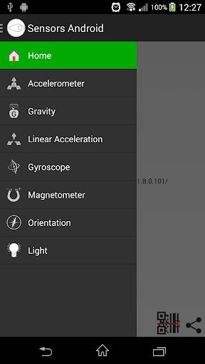 Monitor de Sensores