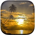 Sunrise Live Wallpaper icon
