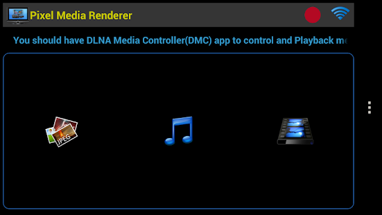 Pixel Media Renderer- DMR
