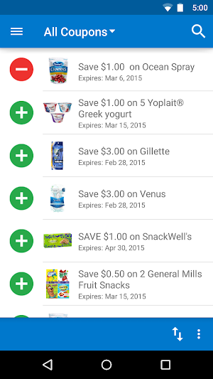 10 Kroger App screenshot