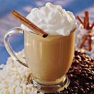 White Chocolate Latte.