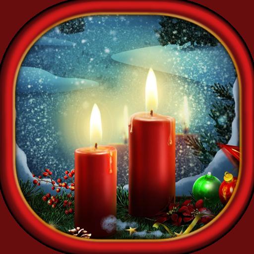 个人化のクリスマス ライブ壁紙 LOGO-記事Game