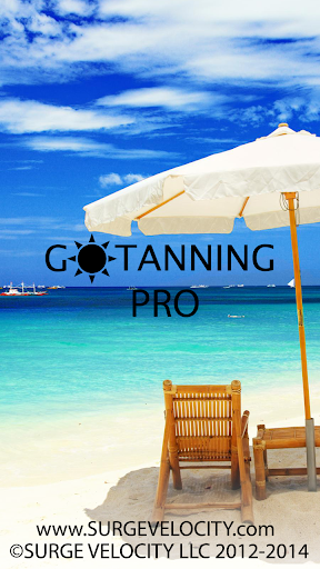 Go Tanning Pro - Tan Timer UV