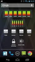 Screenshot of AudioManager Pro