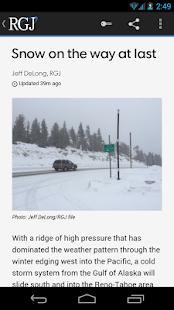 RGJ News - screenshot thumbnail