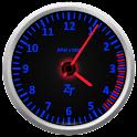 Tachometer Clock Set Free logo