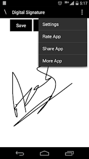 Digital Signature- screenshot thumbnail
