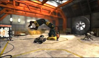 Screenshot of OpenGL ES 3.0 benchmark