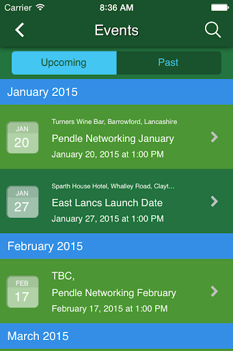 玩商業App|East Lancs & Pendle Networking免費|APP試玩