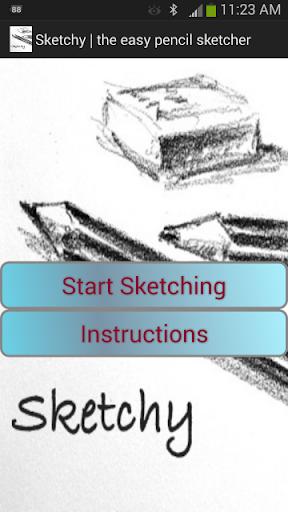 Sketchy -The ultimate sketcher