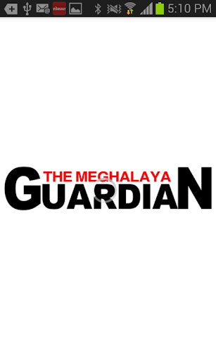 The Meghalaya Guardian Epaper
