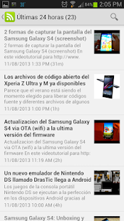 Notidroid - Noticias Android - screenshot thumbnail