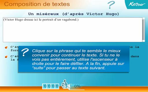 【免費教育App】FRANÇAIS 4e - 13/14 ans-APP點子
