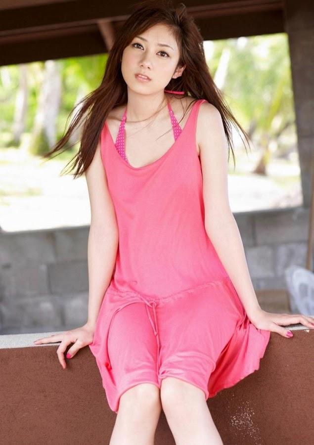 Hot Asian Model Wallpaper
