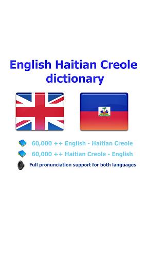 Haitian tradiksyon diksyonè for PC